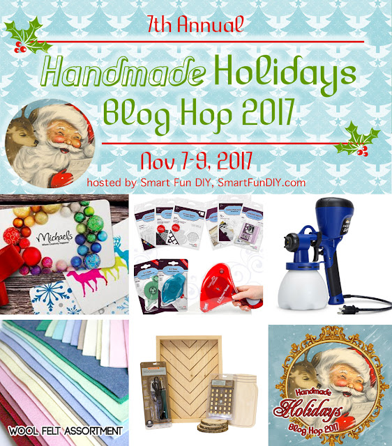 Handmade Holidays 2017 Prize Package