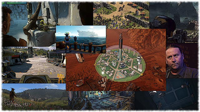 Collage of 10 Most Anticipated PC Games of 2018 as chosen by Choicest Games