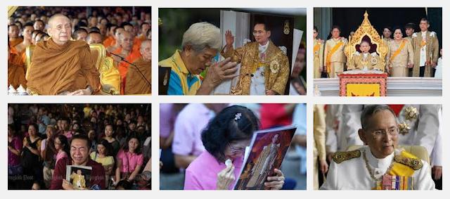 Thái Lan để tang nhà vua Bhumibol Adulyadej du khách Việt phải hết sức chú ý