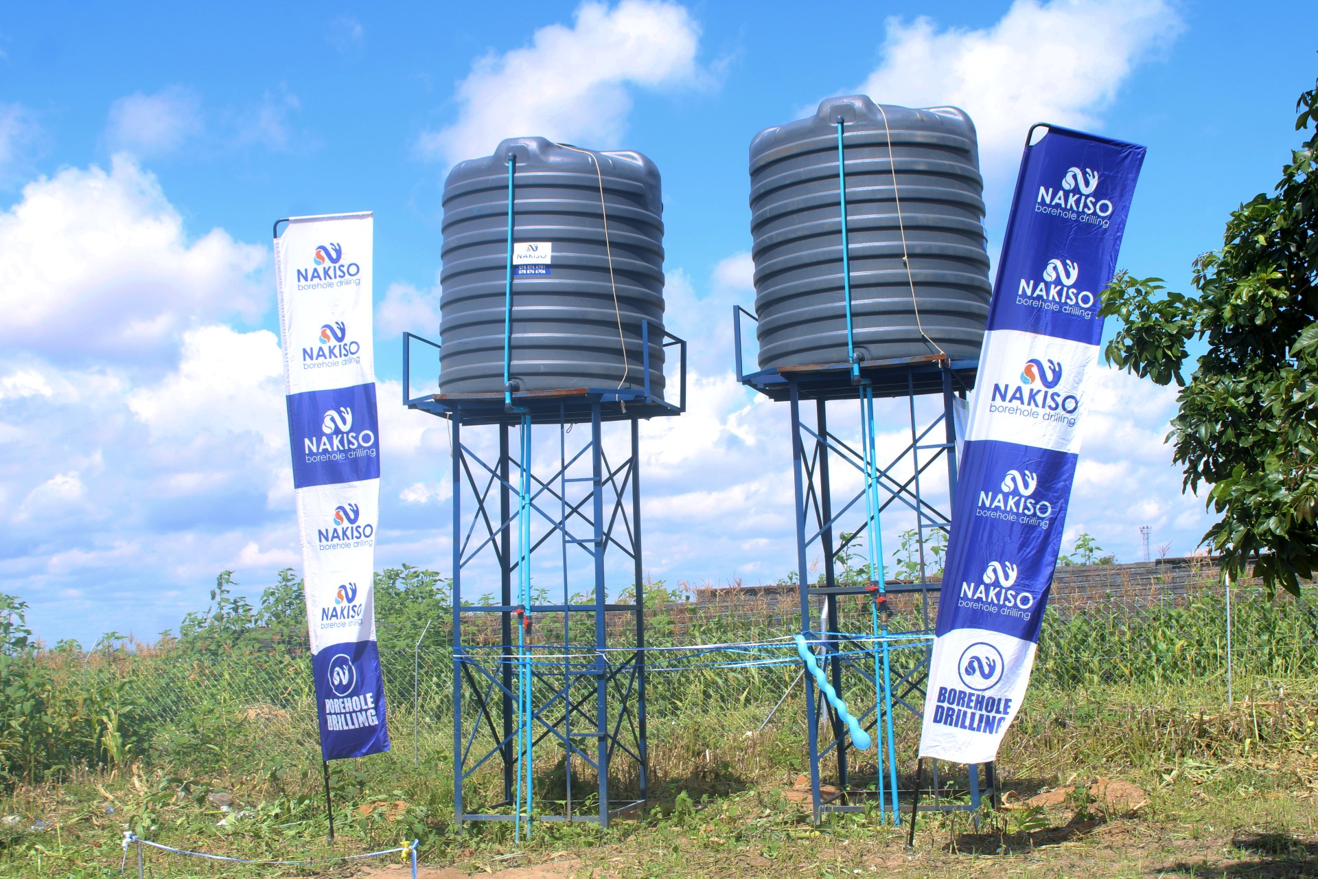 Solar Powered Water Systems