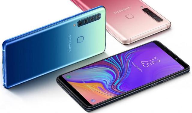 سعر ومواصفات هاتف Galaxy A9 2018 الجديد مع 4 كاميرات !