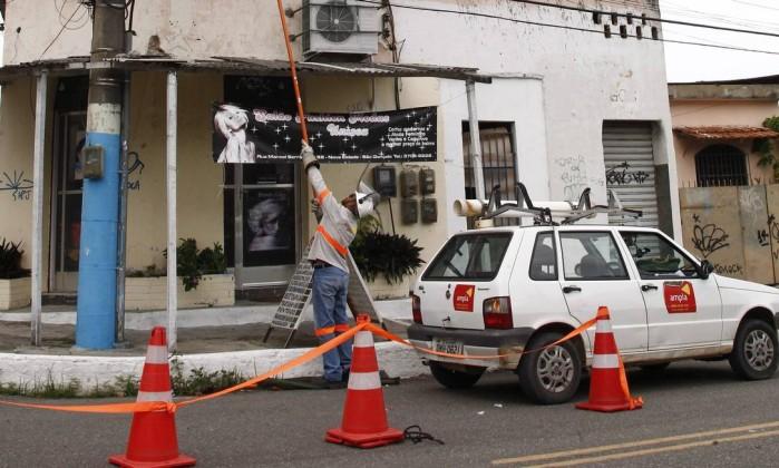 23 05 2016 - Os problemas no fornecimento de energia elétrica em São Gonçalo  poderão ter uma substancial melhoria e resolução mais rápida em breve. 37e876225e