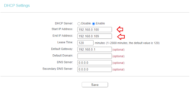 Membagi Bandwidth WIFI Router