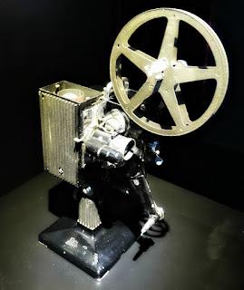 Projetor de Filmes no Museu do Festival de Cinema de Gramado