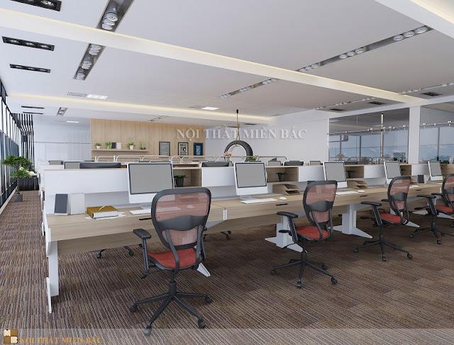 Ghế lưới văn phòng có thể phù hợp với mọi thể loại không gian khác nhau, từ sang trọng, đẳng cấp cho đến hiện đại, lịch lãm hay tinh tế, ngọt ngào