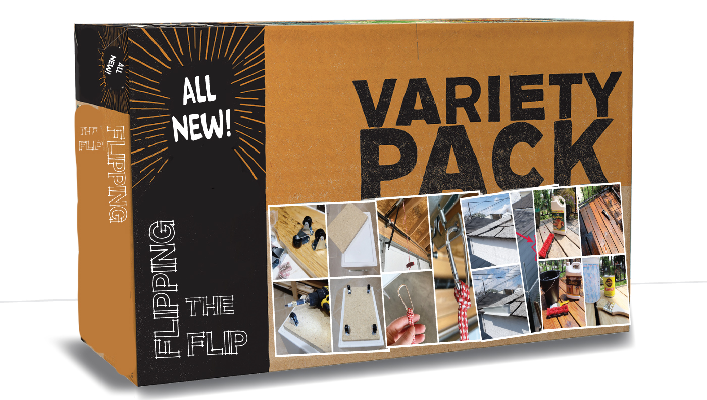 variety pack cover art
