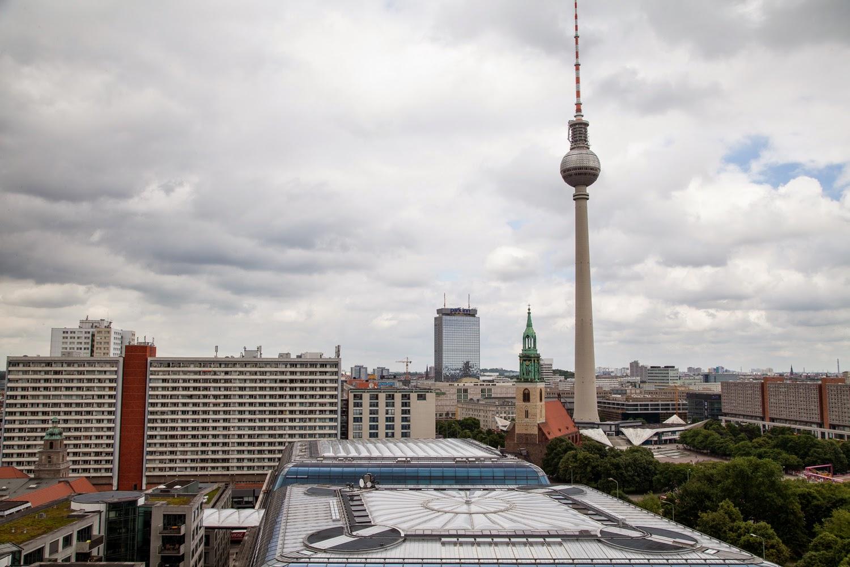 Passagem Gastronômica - Alexanderplatz - Roteiro de Berlim - Alemanha