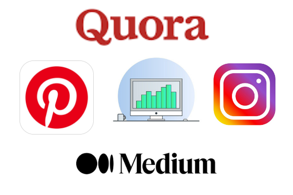 How to get millions of traffic to your website and blogger, quora, paintrast,medium, mix