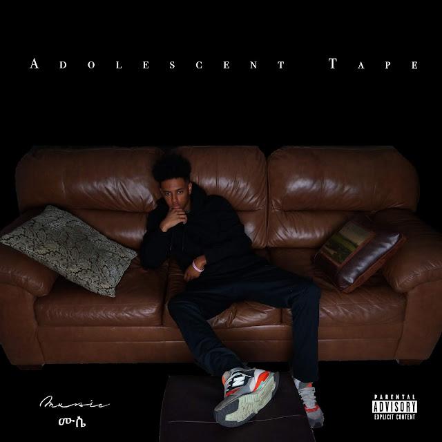Buy The Album When I Drop It: Adolescent Tape - Mussie