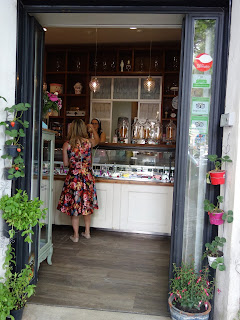 sorveteria roma tours portugues 5 - Sorveteria em Roma: Mary, de Caravaggio