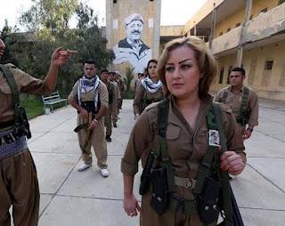 صور بنات عسكريات