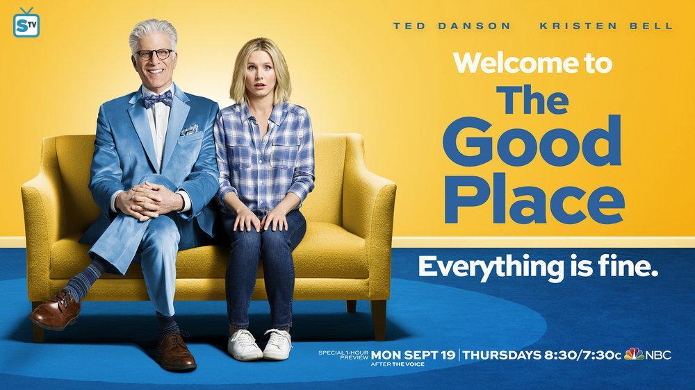 The good place | Netflix