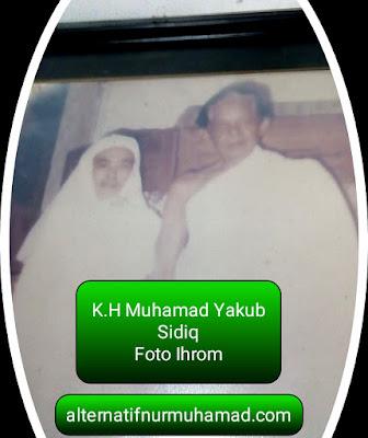 K.H Muhammad Yaqub Sidiq (Mbah Yakub) Karomah Keistimewaan Dan Profil Singkatnya