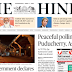 The Hindu News Paper PDF Download Free now - 7th April 2021