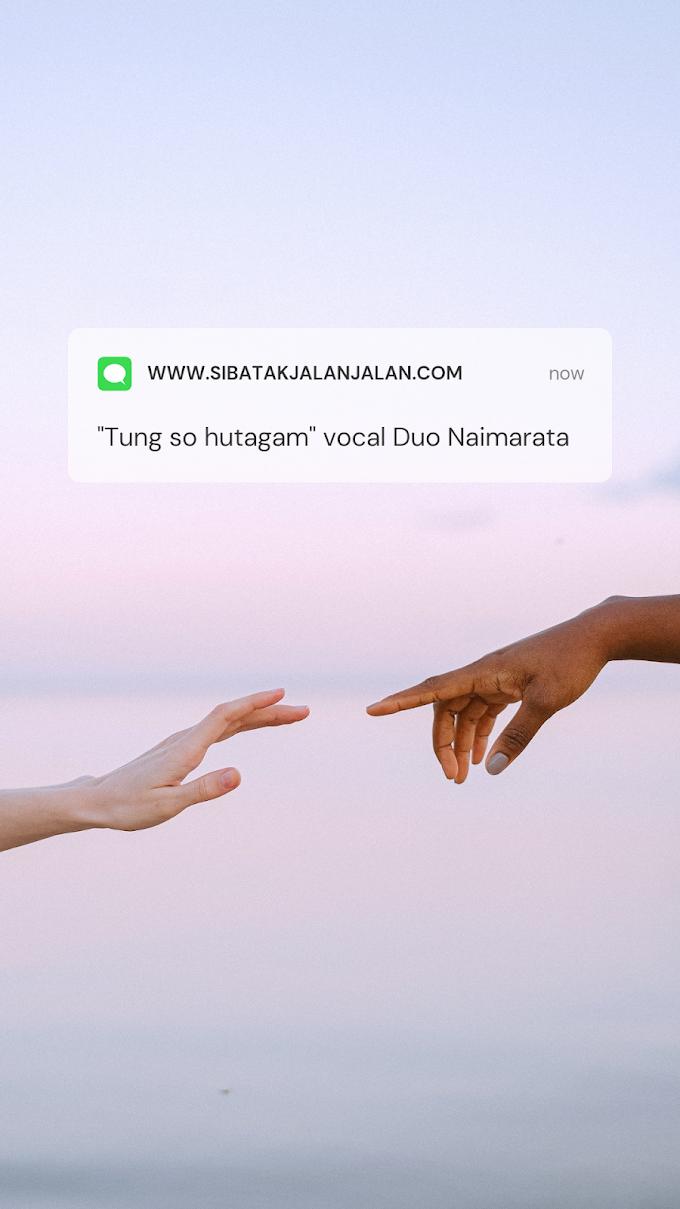 """Chord Lagu Batak Sedih """"Tung So Hutagam"""" Vocal Duo Naimarata Lengkap Kunci Gitar Lagu Batak"""