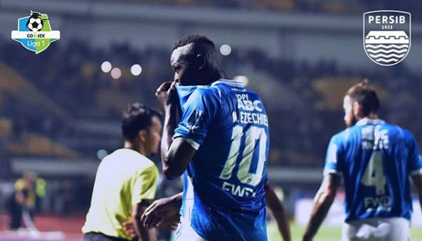 Persib Bandung vs PSM Makassar 3-0 Highlights plus Video Gol - Liga 1 Rabu 23 Mei 2018