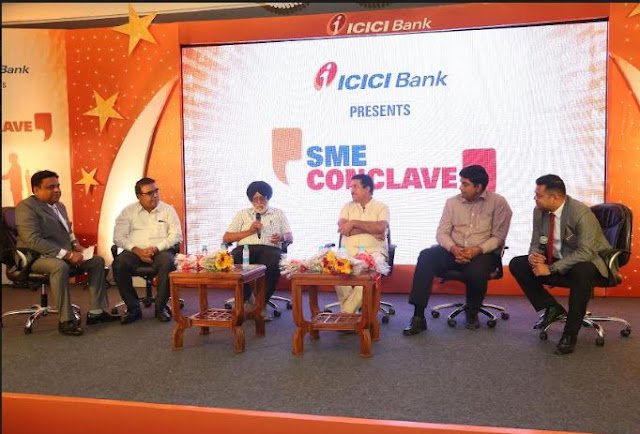 ICICI Bank organises MSME conclave in Bathinda