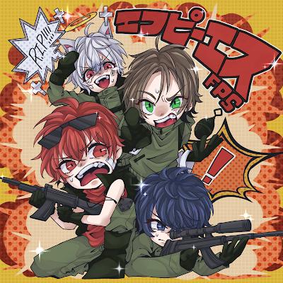 SoraMafuUraSaka – FPS (First-Person Shooter)
