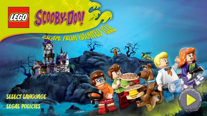 Scooby Dooby Doo Game