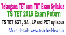 Notification 2016 tet pdf ts