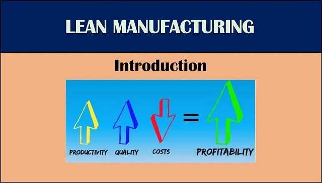 Lean Manufacturing | What is Lean Manufacturing?