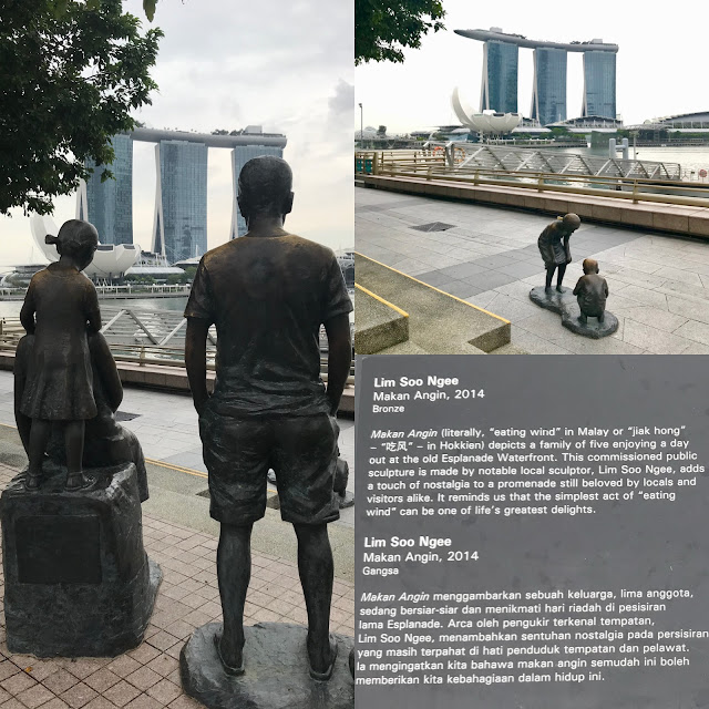 Singapore Art Display