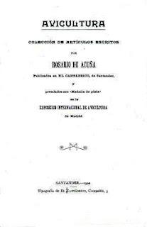 Imagen de la portada de Avicultura