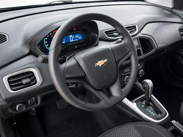 GM Onix: elevação de preços - Abr/2018