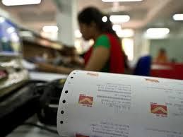 First Woman Senior Postmaster of T.Nagar,Chennai
