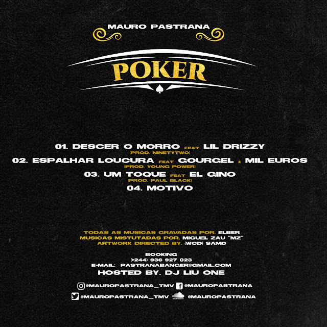 http://www.mediafire.com/file/u0phkw0lqbuwry0/Mauro_Pastrana_-_POKER_%2528Hosted_by_Dj_Liu_One%2529.rar/file