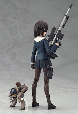 figma Long-Range JoshiKosei - Max Factory