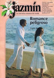 Anne Mather - Romance Peligroso