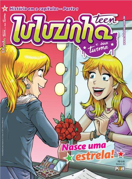 revista da luluzinha jovem