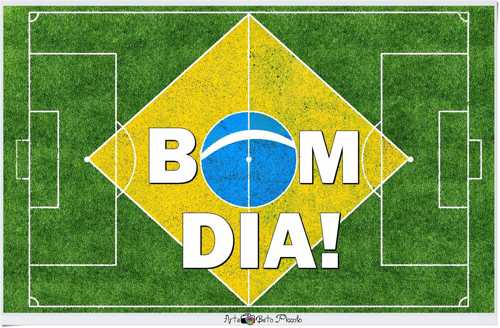 Bom Dia Brasil: Beto Piccolo: Bom Dia, Brasil