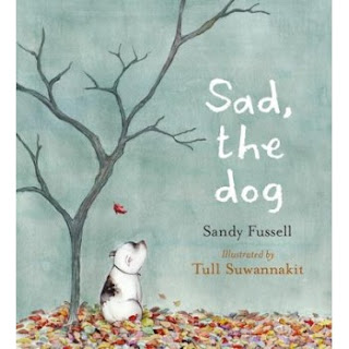 Book Cover of Sad the Dog by Sandy Fussell
