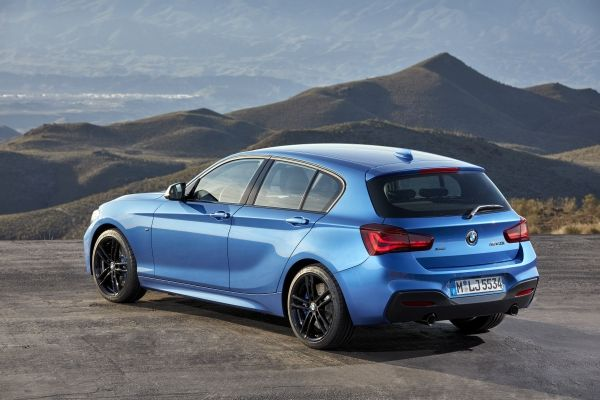 2018 bmw hatchback. delighful bmw new 2018 bmw 1 series 140i hatchback blue photos and bmw e