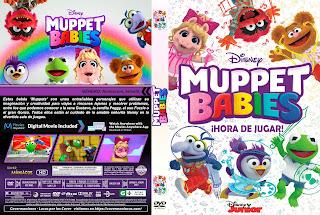 CARATULAMUPPET BABIES ¡HORA DE JUGAR! - MUPPET BABIES, TIME OF PLAY! - 2018