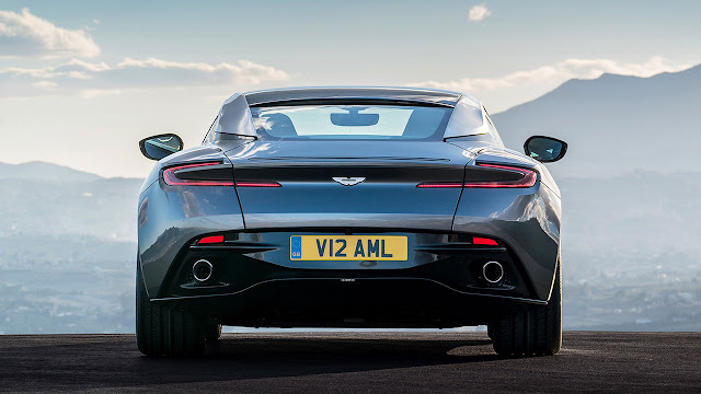 Aston Martin unveils the DB11: the latest in an illustrious bloodline
