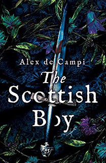 The Scottish Boy by Alex de Campi book cover
