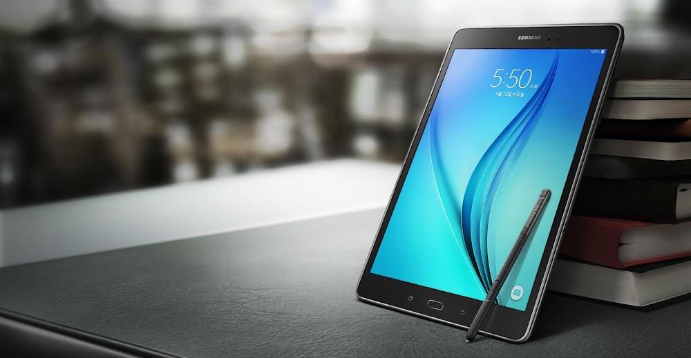 Samsung 8 ve 9.7 inç Galaxy Tab S2 Tabletleri ile Geliyor