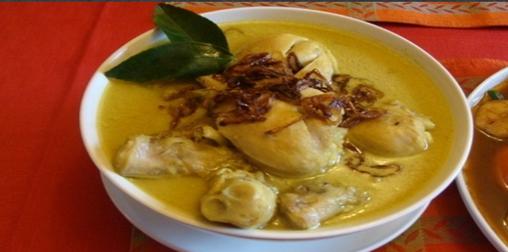 Resepi Opor Ayam