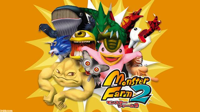 Monster Rancher 2 está a caminho do Switch no Japão