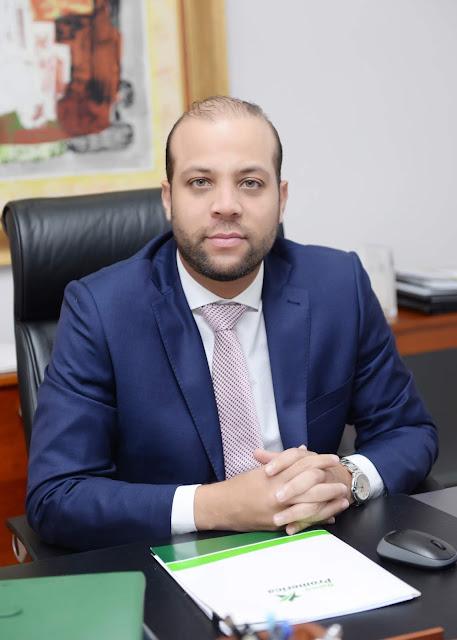 Presidente ejecutivo de Banco Promerica, Carlos Julio Camilo