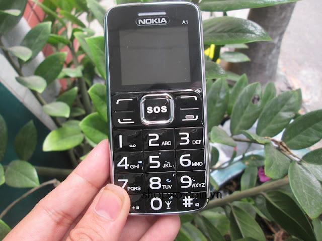 điện thoại cho người già Nokia