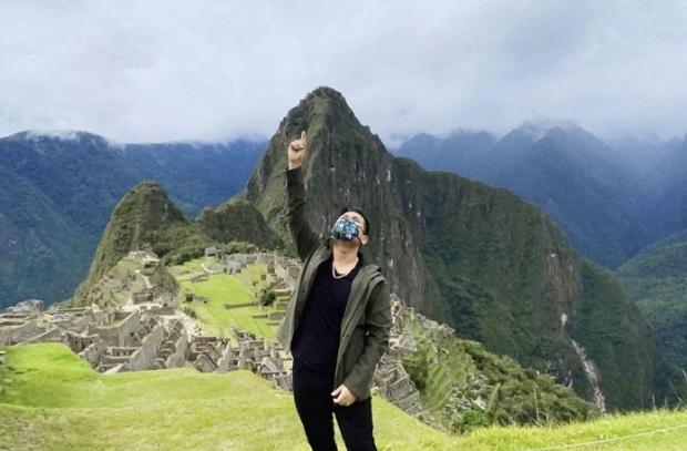 Deyvis Orosco grabará video en Machu Picchu