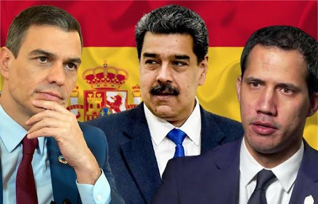 España intenta definirse en Venezuela entre Maduro y Guaidó