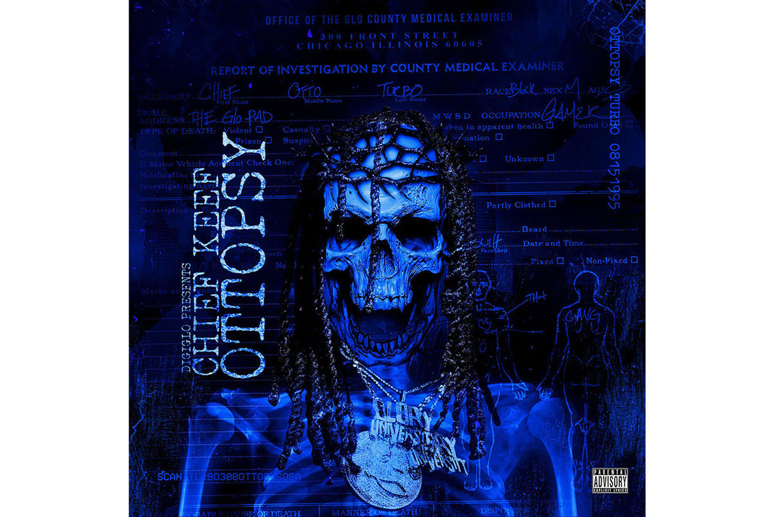 New: Chief Keef - Ottopsy (EP)