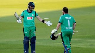 Paul Stirling 142 - Andy Balbirnie 113 - England vs Ireland 3rd ODI 2020 Highlights