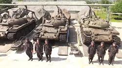 Xe Tank T-62 thời Chiến tranh Lạnh của Nga vẫn còn trong biên chế