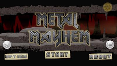 Metal Mayhem, un videojuego para heavymetaleros